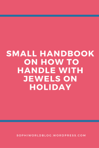 handbook jewel hollyday