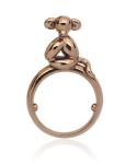 Monkey ring Lauren X Khoo.sophiworldblog