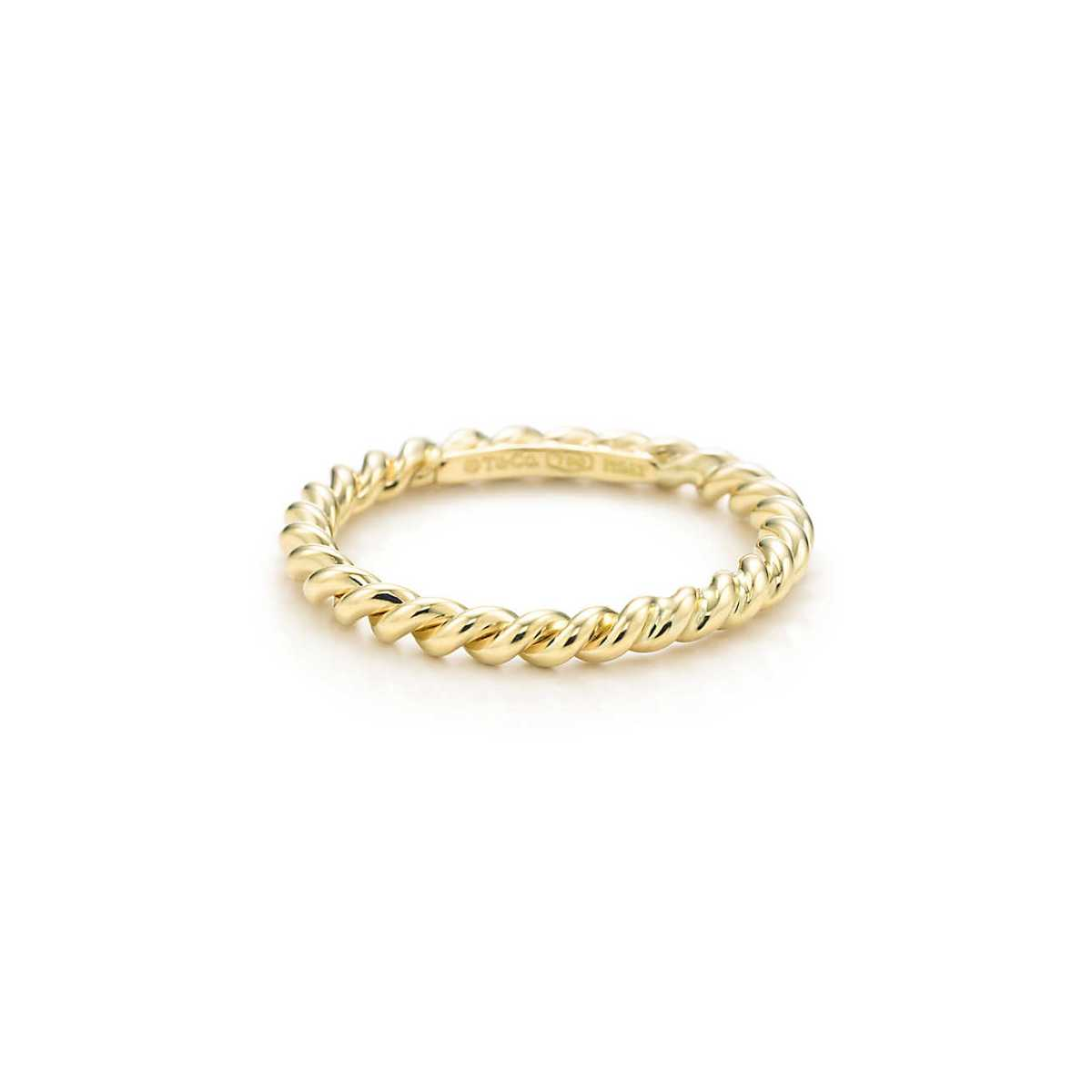 Anello Twist in oro di Tiffany_sophiworldblog