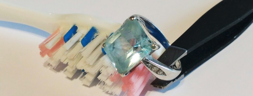 How to wash aquamarine. sophiworldblog