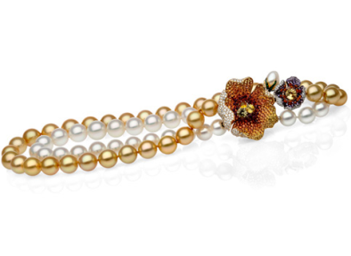 autore-couture-anemone-flowers-in-white-and-yellow-gold-with-yellow-orange-and-pink-sapphires-tsavorite-garnets-and-diamonds-with-yellow-and-white-south-sea-pearl-strands-can-also-be-worn-as-a-brooch.sophiworldblog.com