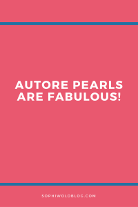autore pearls.sophiworldblog!