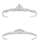 chaumet-tiaras. Tiaras are back! Yuppy!Read more on www.sophiworldblog.com