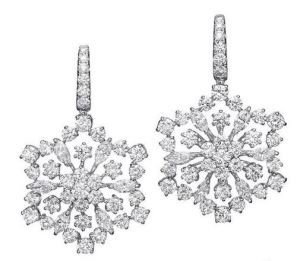 Butani Jewellery Let is snow. Winter Jewellery for a Snow Queen. Read more on www.sophiworldblog.com