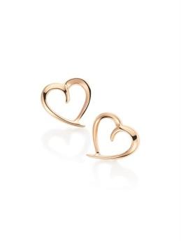 Heart earrings by Wempe.Valentine's Jewellery. Read more on www.sophiworldblog.com